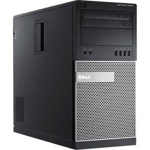 ORDI BUREAU RECONDITIONNÉ Dell Optiplex 7010 /Core i3-3220 3,30Ghz Disque du