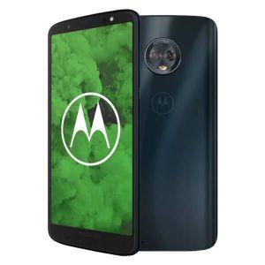 SMARTPHONE Motorola Moto G6 Plus 4Go/64Go Bleu Double SIM XT1
