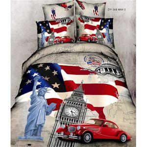 parure de lit star wars 200x200 achat vente parure de lit star wars 200x200 pas cher cdiscount. Black Bedroom Furniture Sets. Home Design Ideas