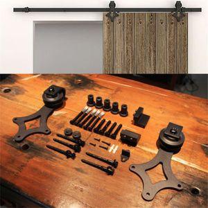 rail pour porte coulissante 3m achat vente pas cher. Black Bedroom Furniture Sets. Home Design Ideas