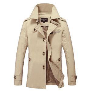 Imperméable - Trench GLAM®hiver trench - coats vente slim digne robe ma