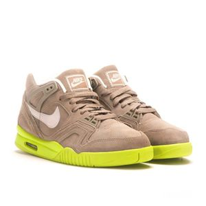 factory price c4626 cdf83 BASKET Baskets Nike Air Tech Challenge II Bamboo Suede Be