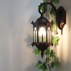 lanternes exterieures murales achat vente lanternes. Black Bedroom Furniture Sets. Home Design Ideas