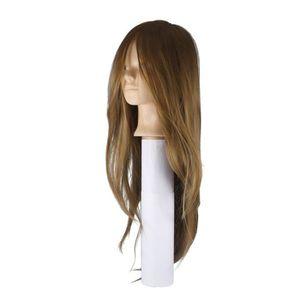 tete a coiffer cheveux long achat vente pas cher. Black Bedroom Furniture Sets. Home Design Ideas