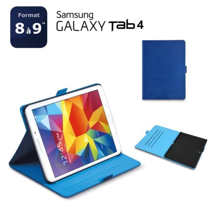Port Designs Etui Galaxy Tab 4 Chelsea II Bleu ...