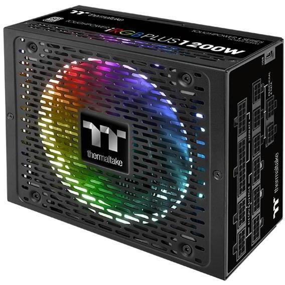 THERMALTAKE Alimentation PC modulaire - Toughpower iRGB Plus 1200W 80+ Platinium