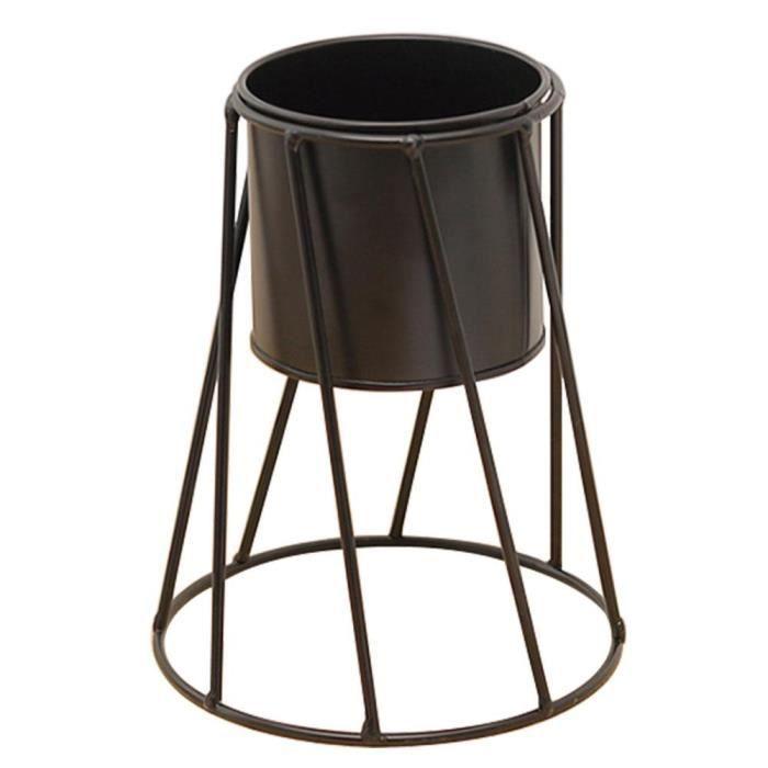 LEEGOAL Pot de fleur en fer pour Décoration Jardin - Achat / Vente ...