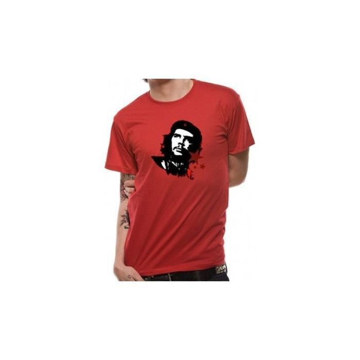 T-SHIRT T-shirt CHE GUEVARA - CLASSIC RED