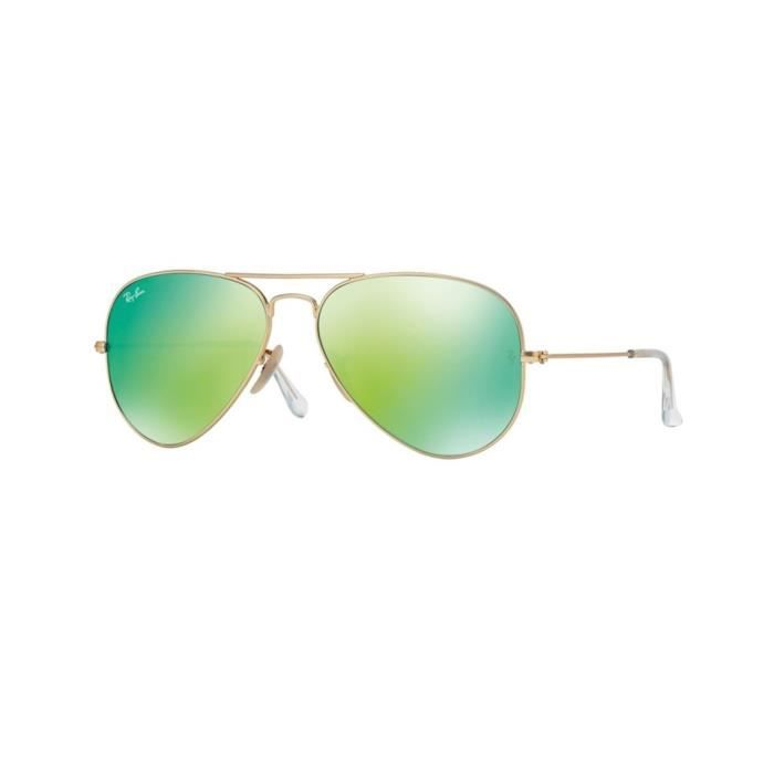Lunettes de soleil Ray-Ban HommeAVIATOR LARGE METAL RB3025 112/19 Or62 x 54,2