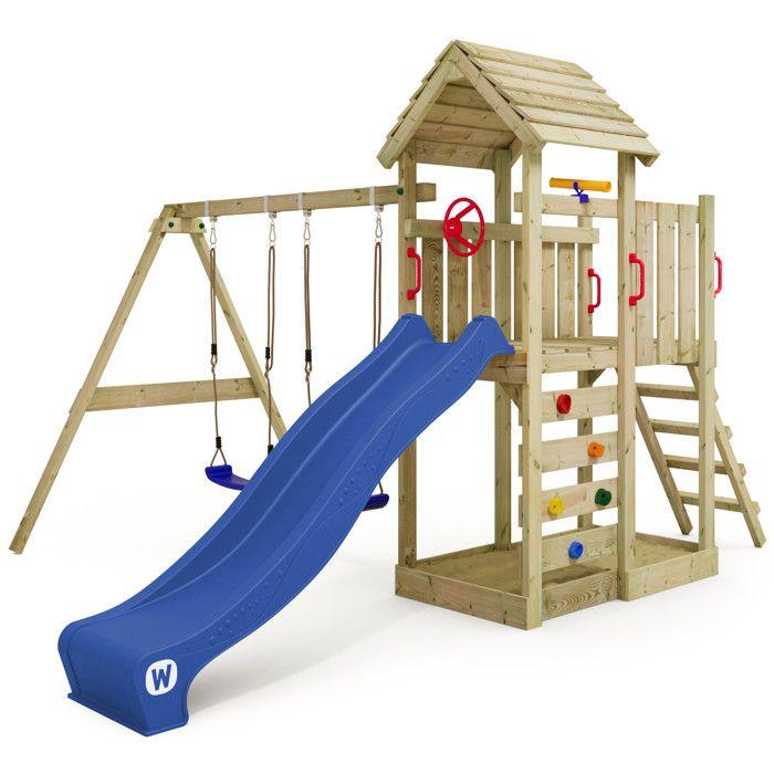 balancoire wickey achat vente jeux et jouets pas chers. Black Bedroom Furniture Sets. Home Design Ideas