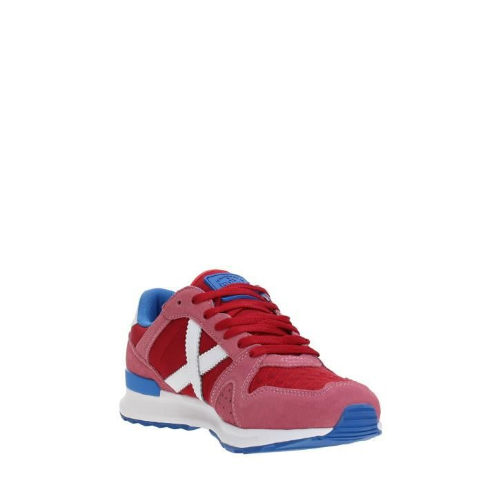 MUNICH Sneakers Homme RED, 40