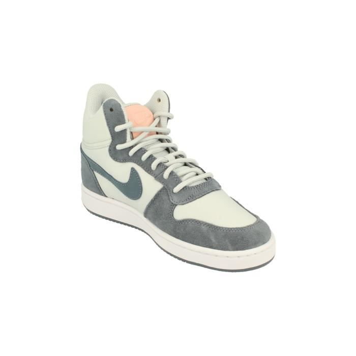 Nike Femme Court Borough Mid Prem Trainers 844907 Sneakers Chaussures 005