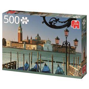PUZZLE Puzzle 500 Pièces - VENISE, ITALIE - Jumbo