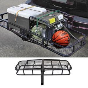 ATTELAGE 1 Porte-bagages en acier de capacité 500LBS Transp