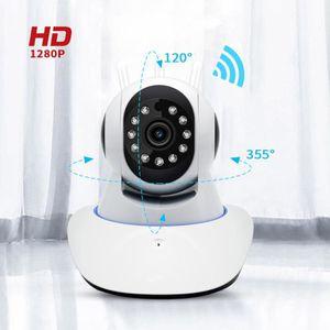 CAMÉRA IP Caméra IP HD 720P étanche à l'extérieur/à l'intéri