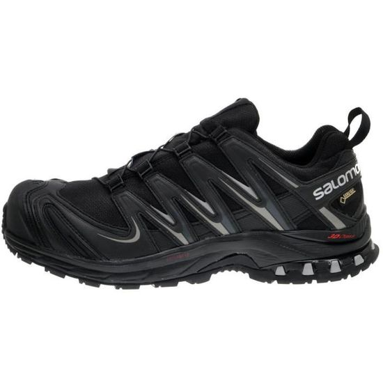 Nouvelles Arrivées 0b2ef 51955 SALOMON Chaussures Xa Pro 3d Gtx - Homme Noir - Prix pas ...