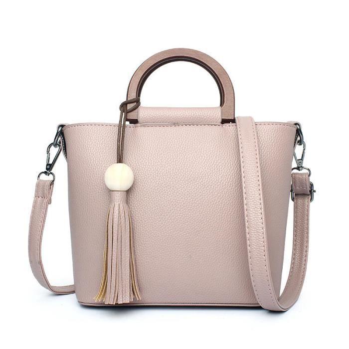 0fb8d2f578 Sac à main femme de marque luxe cuir 2017 Nouvelle mode sac ...