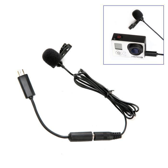 boya by lm20 microphone cravate mini usb condensateur. Black Bedroom Furniture Sets. Home Design Ideas