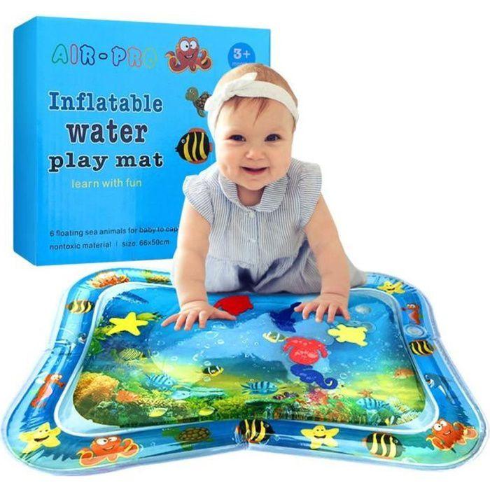 SuperLove® Tapis d\'eau Matelas gonflable jouet enfant bébé éducatif ...