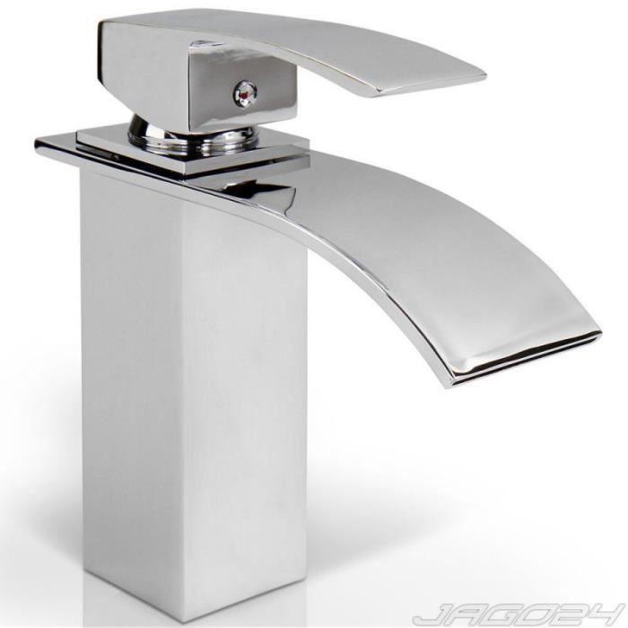 Robinet lavabo mitigeur salle de bain design lavabo évier vasque