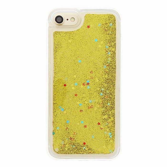 coque apple iphone 7 paillette