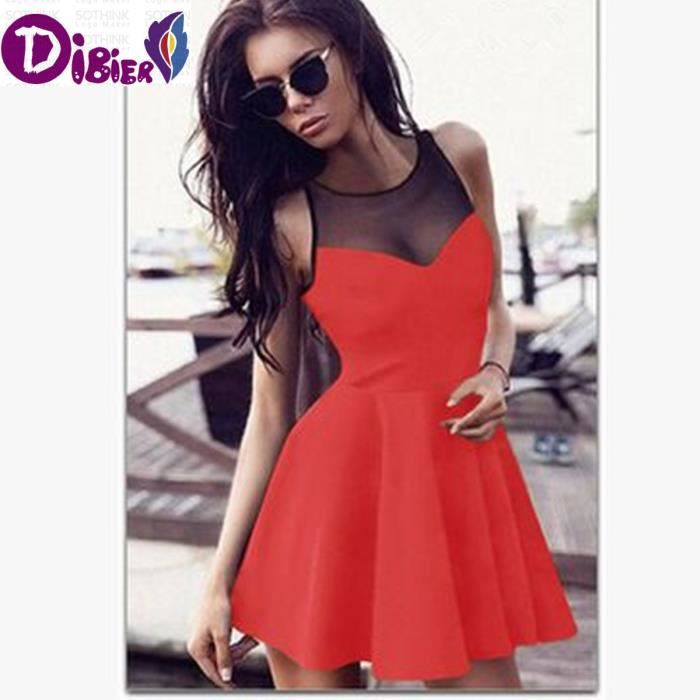 2016 Nouvelle Collection Femmes Sexy Robes Fash...