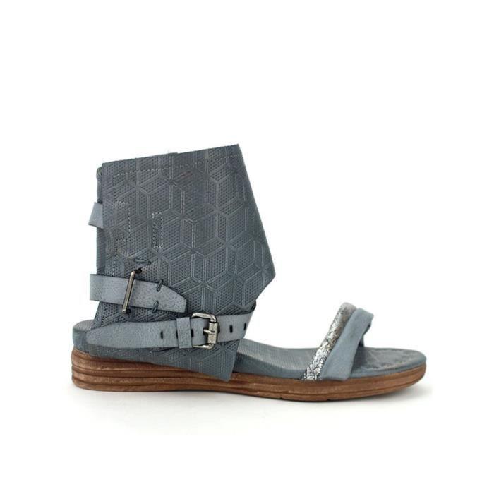 sandale - nu-pieds, Sandales Bleu Chaussures Femme, Cendriyon