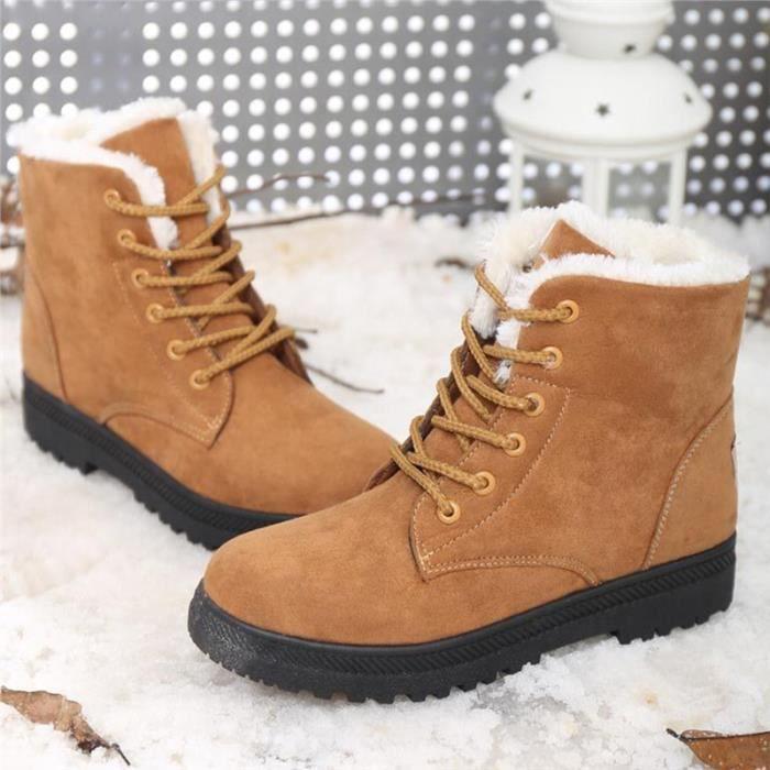 chaussure anti glisse neige femme,Icebug
