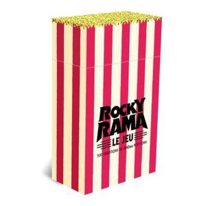 LIVRE JEUX ACTIVITÉS Rockyrama le jeu. 500 questions de cinéma pop corn