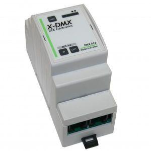 PACK DOMOTIQUE Extension X-DMX pour IPX800v4 - GCE ELECTRONICS