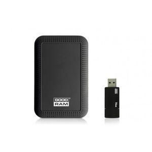 DISQUE DUR EXTERNE Disque Dur externe Goodram 1To + clé USB 3.0