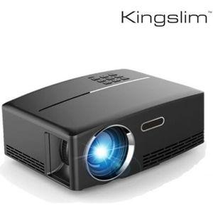 Vidéoprojecteur 2019 WiFi 4K 3D Full HD 1080P LED Projecteur Maiso