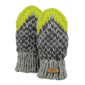 5fcb9592ed2d GANT - MITAINE BARTS - Moufles jacquard beige vert bébé garçon 1