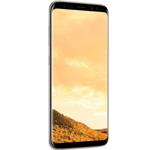 SMARTPHONE RECOND. Galaxy S8 64Go Reconditionné a neuf Gold Tout Oper