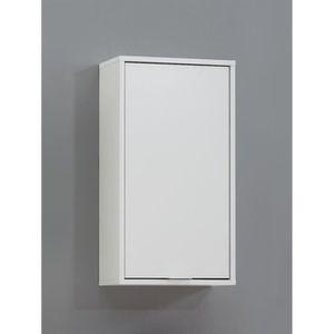 ARMOIRE DE TOILETTE Meuble de salle de bains Zamora Blanc