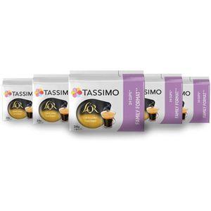 CAFÉ - CHICORÉE Tassimo Dosette Café - Carte Noire Café Long Class
