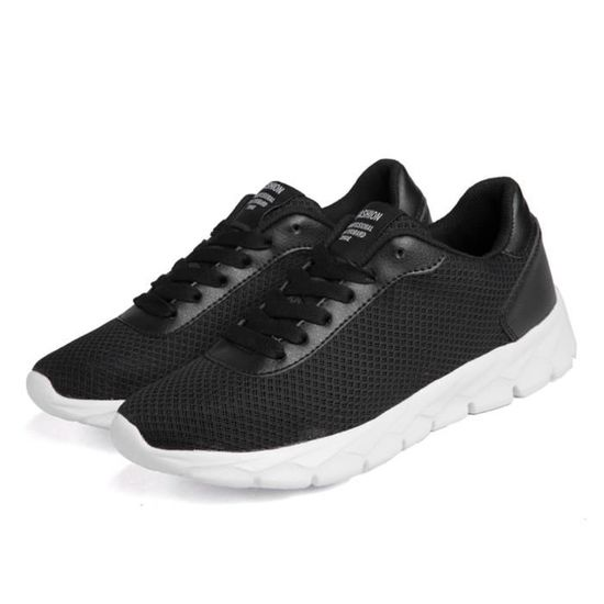 Homme Chaussures Confortable Léger Loisirs on Arrivee Sandales Durable Grande Nouvelle Slip Antidérapant Sneakers Poids Taille mn80wvN