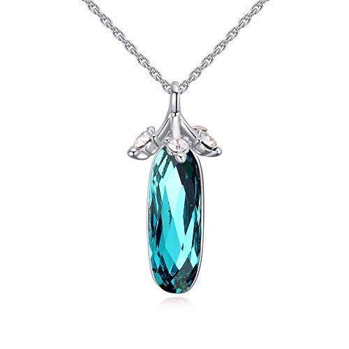 Les cristaux Swarovski femmes Collier pendentif à diamants. Tous les jours - Tenues de soirée Fashion bijoux. N83RT