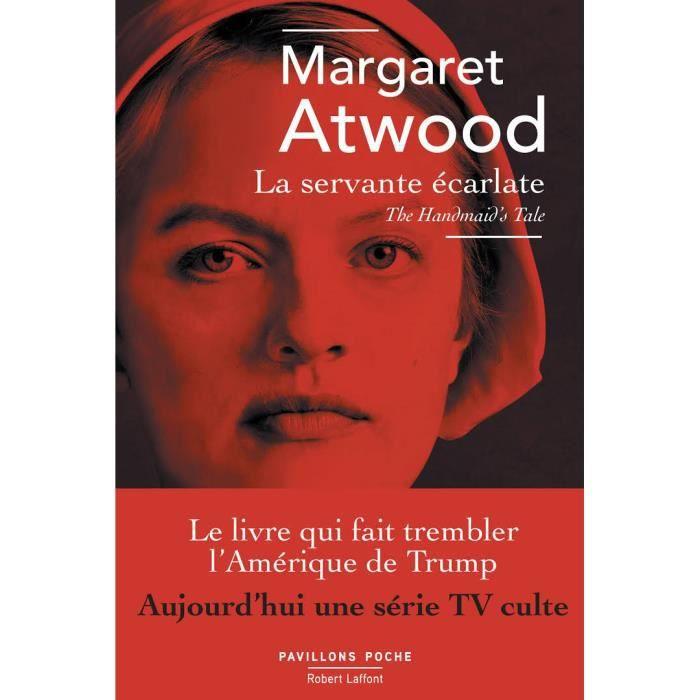 LIVRE SCIENCE FICTION La servante écarlate - Margaret Atwood