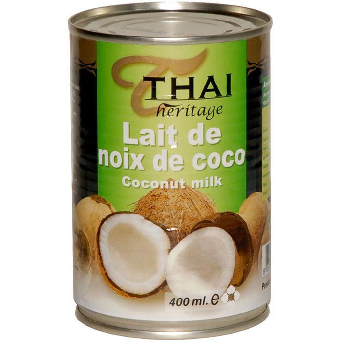 Lait de coco achat vente lait de coco pas cher cdiscount - Lait de coco bjorg ...