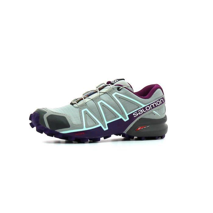 Salomon Speedcross 4 Chaussure Trail Femme  - Chaussures Chaussures-de-running Femme