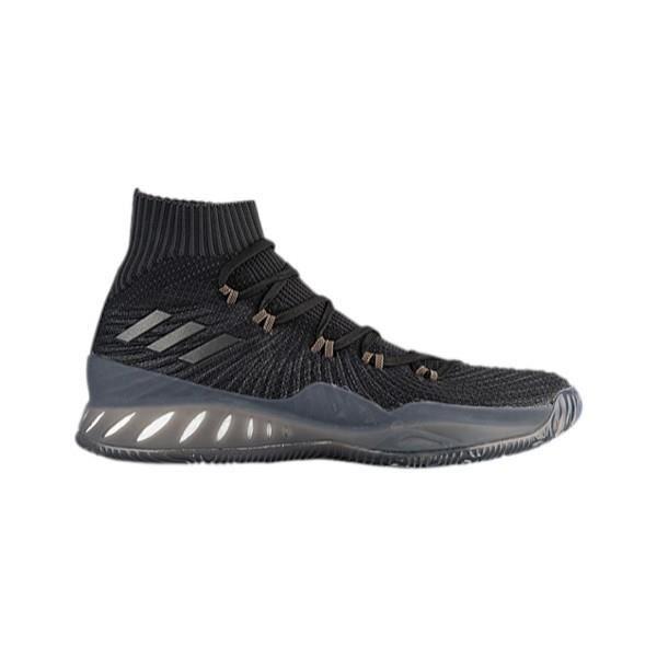 d7a65a7e2b3 Chaussure de Basketball adidas Crazy Explosive Primeknit 2017 Noir pour  homme