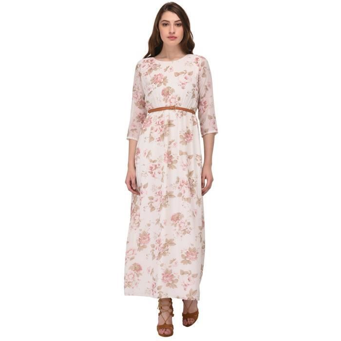 Femmes Robe de Maxi 1IMGNN Taille-34