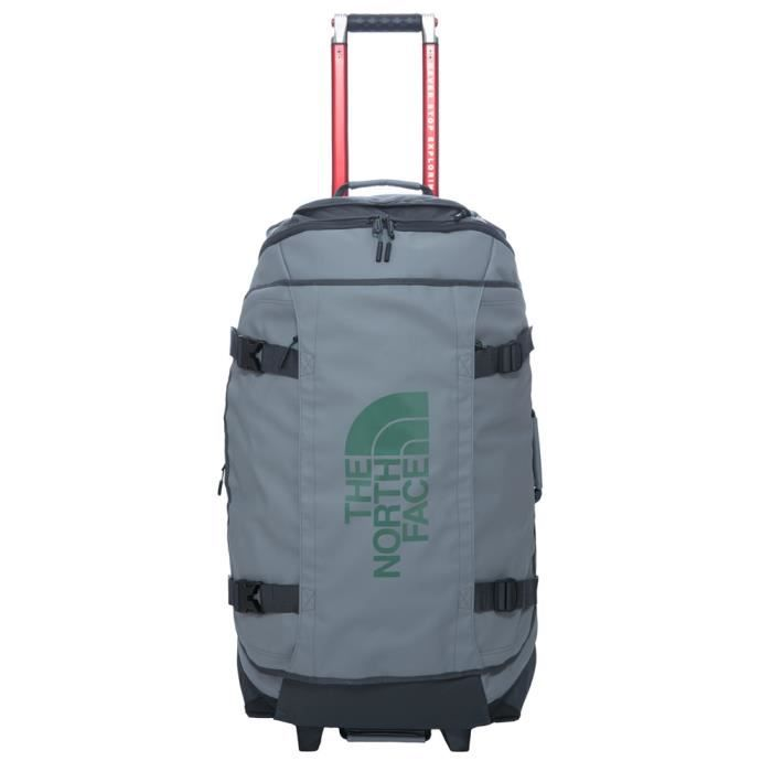 North Thunder À Face Roulettes Rolling Sac The Gris 30 Achat DH9E2I