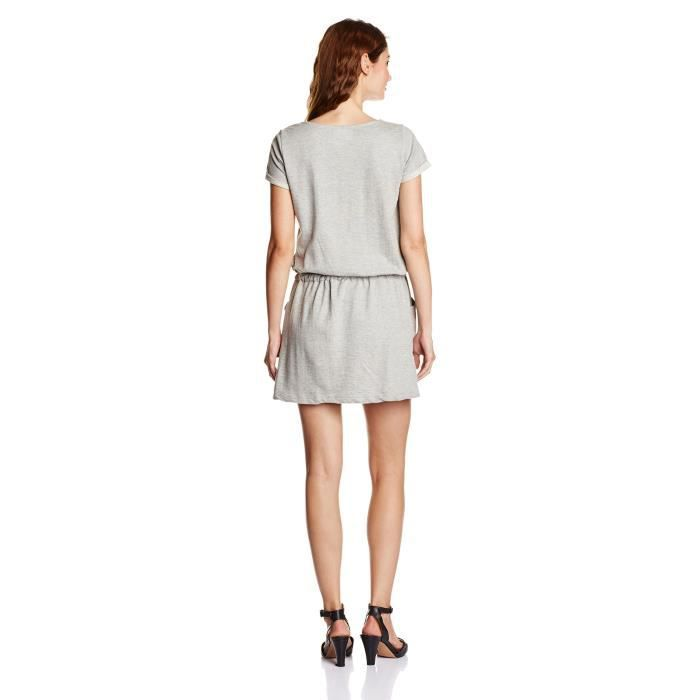 People Womens Cotton A-line Dress DEP01 Taille-32