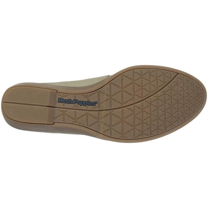 Femmes Hush Puppies Chaussures Loafer