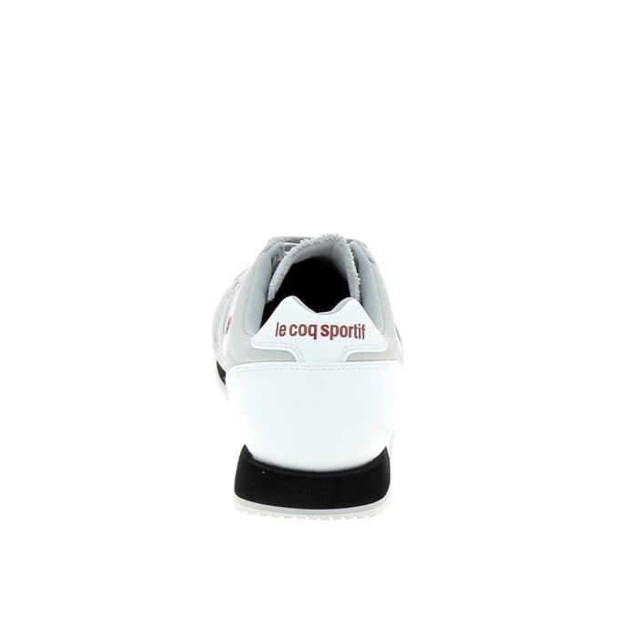 LE SPORTIF Omega mode Sneakers COQ Basket Gris qwf0xaF