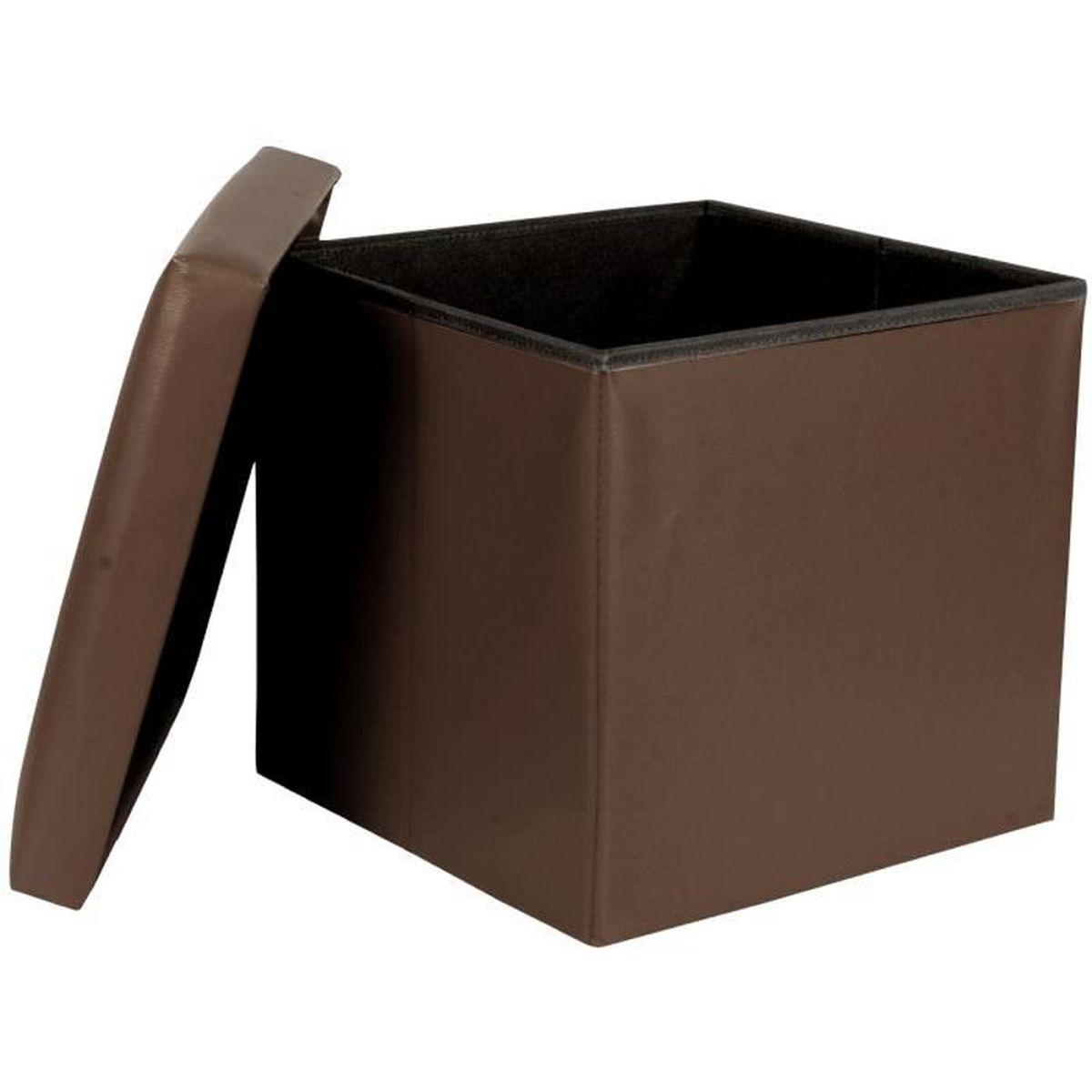 Coffre tabouret salle de bain idee salle de bain coffre - Coffre rangement avec assise ...