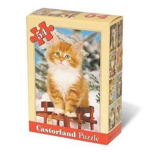 PUZZLE Puzzle 54 pièces - Mini puzzle : Pause hivernale d