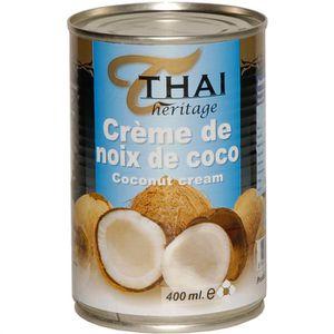 AUTRES SAUCES FROIDES Crème de noix de coco